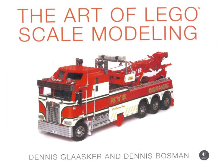 Art of Lego Scale Modeling book review building blocks cover