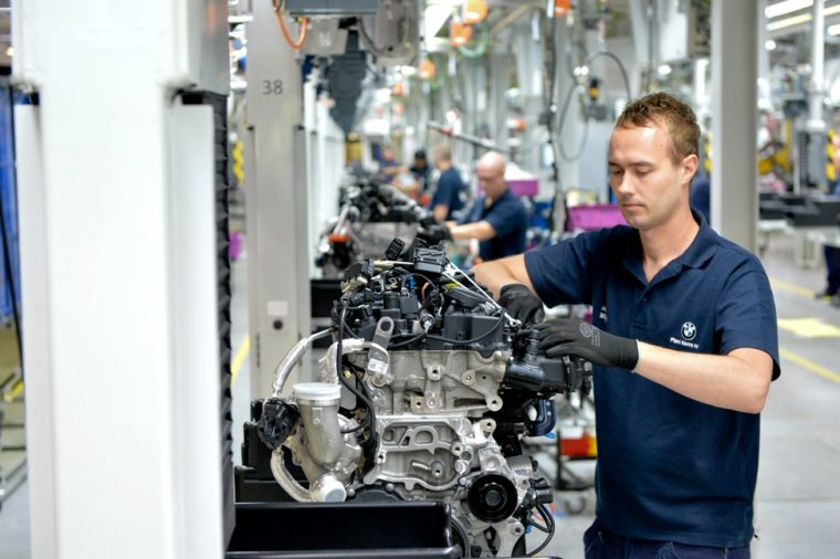 BMW Hams Hall Engine Plant