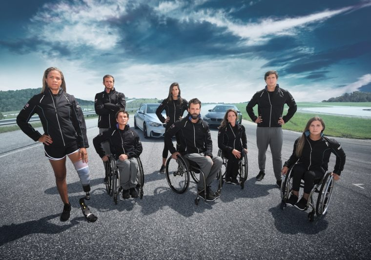 BMW Team USA Performance Team