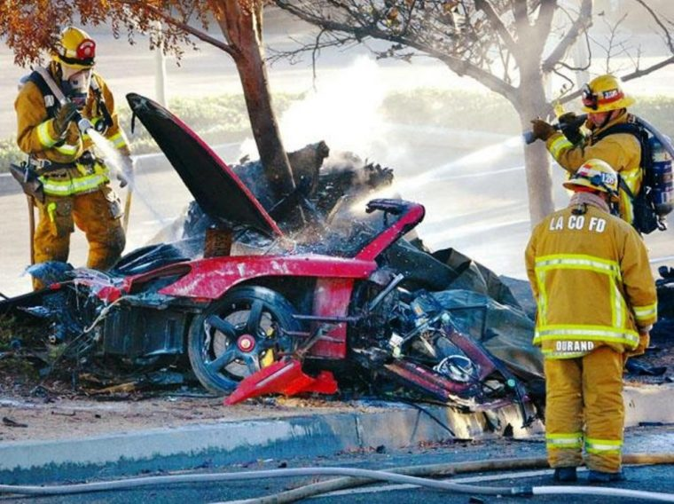 Tean celebrites that have died from car accidents since the beginning of 2010