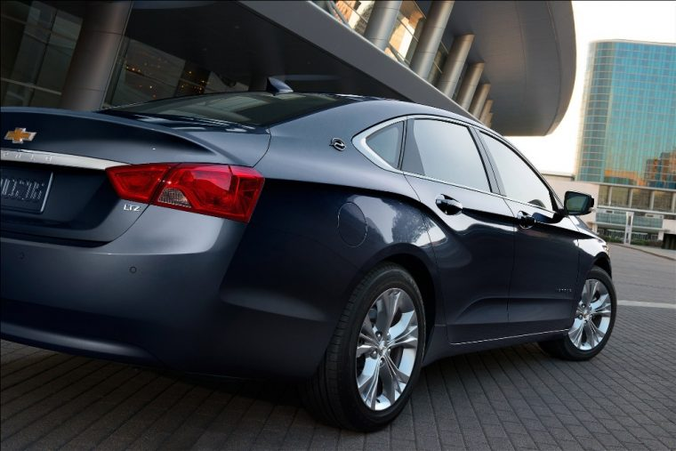 Large sedans are not selling like they used to, which is the reason the future of the Chevy Impala is under evaluation
