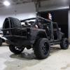 Floyd Mayweather Jeep Wrangler Rear End