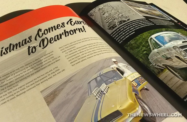 Ford Total Performance Racing-Motorsport Book Review Schorr Dearborn page