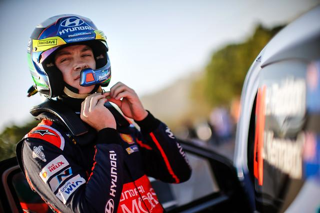 Hayden Paddon joins Hyundai World Rally Championship