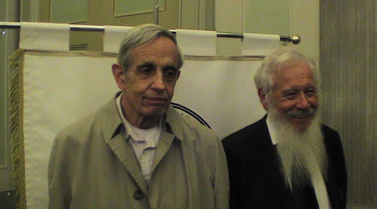 John Nash died in a taxi crash in 2015. he is the person that inspired the 2001 movie, A Beautiful Mind