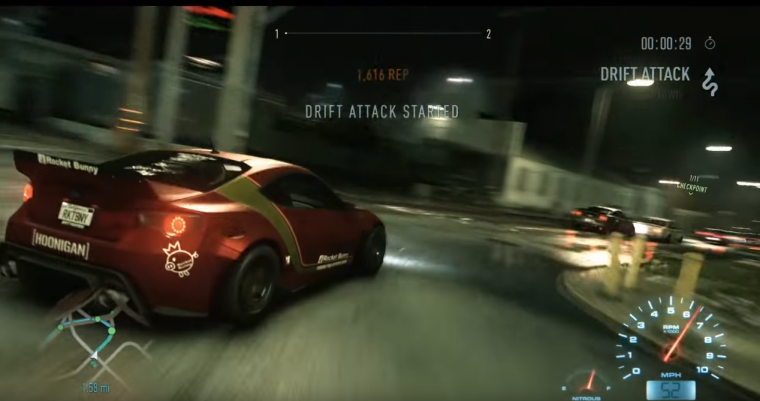 GameSpot has announced all the vehicles to be featured in the new Need for Speed video game