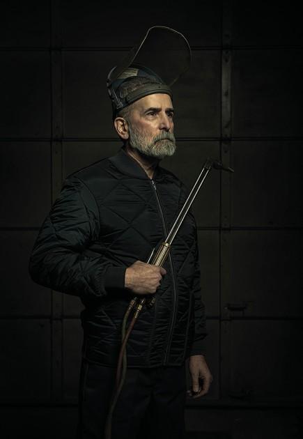 Freddy Fabris Renaissance Portrait 1