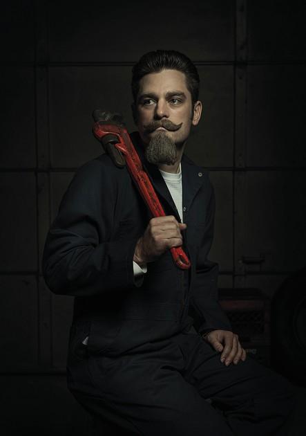 Freddy Fabris Renaissance Portrait 6