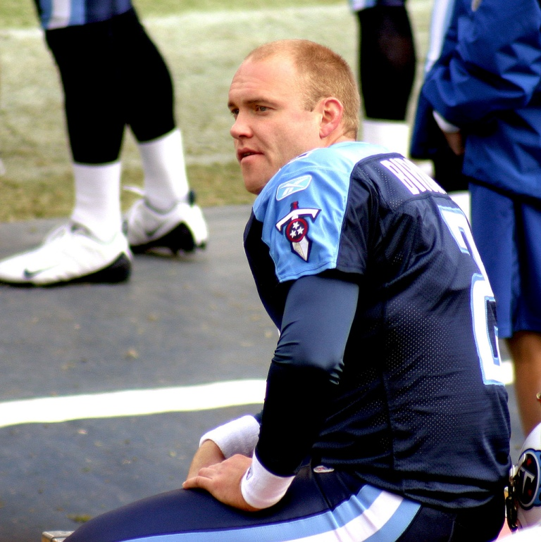 Rob Bironas lost his life in 2014 due to an alcohol related crash