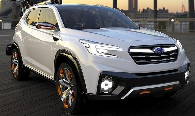 The Subaru Viziv Future Concept Is One Of Two New Models Debuting At