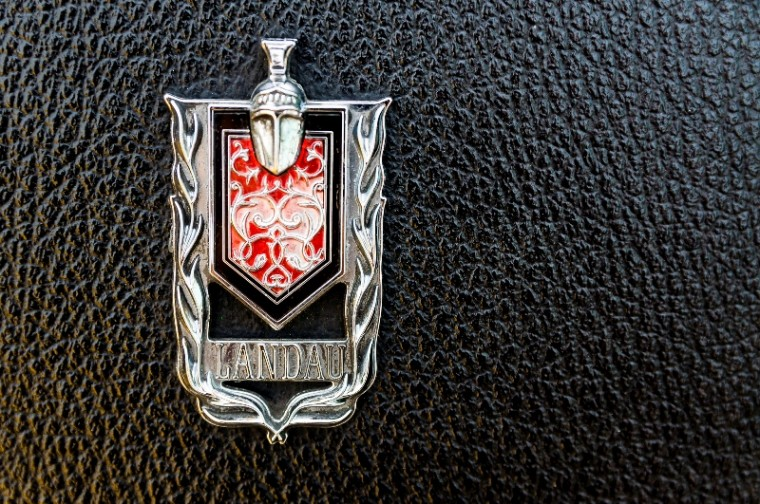 old monte carlo badge
