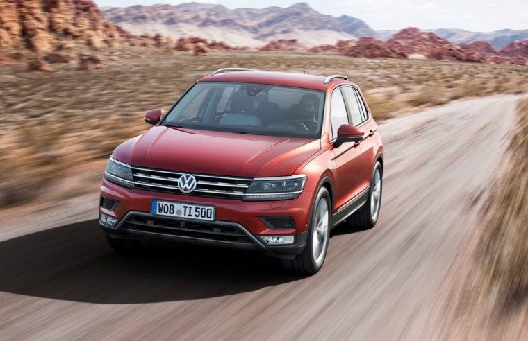 All-new VW Tiguan