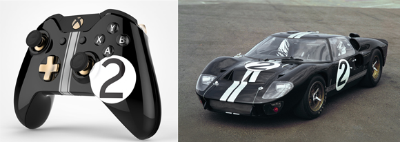 1966_Ford_GT_Mark_II_controller
