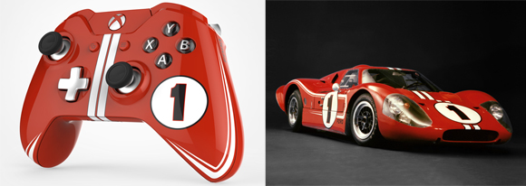 1967_Ford_GT_Mark_IV_controller