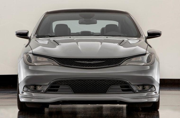 Chrysler 200S Mopar Front End