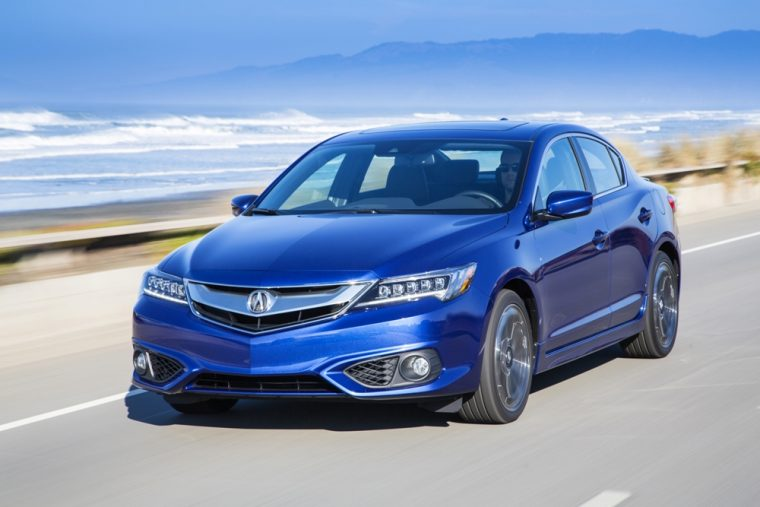 The 2016 Acura ILX features a  Eight-speed dual-clutch with sequential SportShift paddle shifters