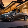 The 2016 Buick Cascada has a starting MSRP of $33,065