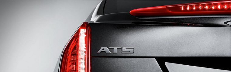 $33,215 is the starting MSRP of the 2016 Cadillac ATS sedan