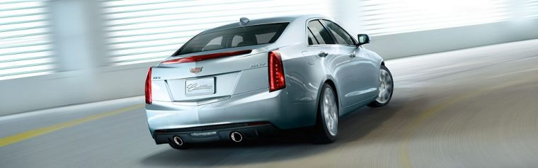 The 2016 Cadillac ATS sedan comes standard with a2.5-liter direct-injection engine good for 202 horsepower