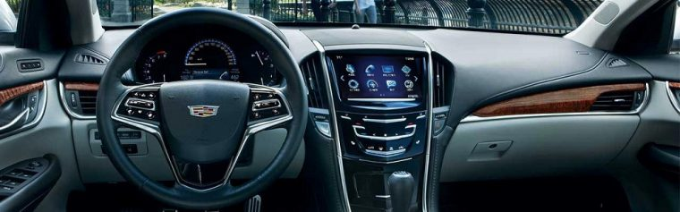 The 2016 Cadillac ATS sedan comes standard with an OnStar Basic plan for 5 years