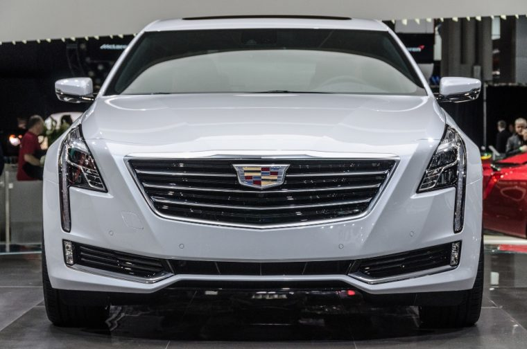 $83,465 is the announced price of the 2016 Cadillac CT6 Platinum model
