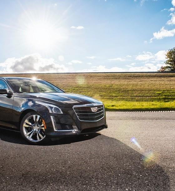 2016 Cadillac CTS Vsport Earns Spot On Car And Driver's 10