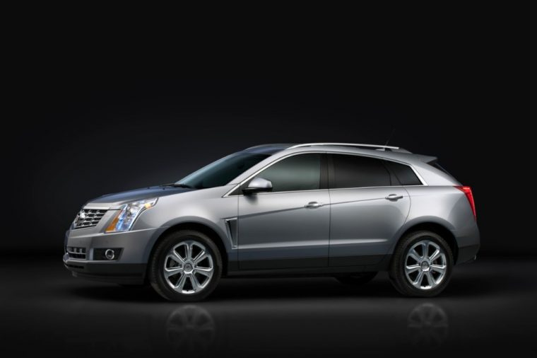 The 2016 Cadillac SRX is good for 308 horsepower and 265 lb-ft of torque