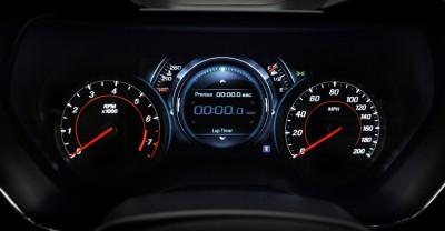 2016 Chevrolet Camaro Interior Gauge