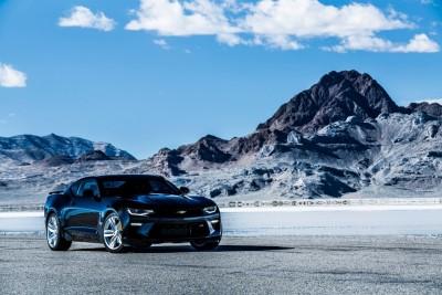 2016 Chevrolet Camaro Exterior