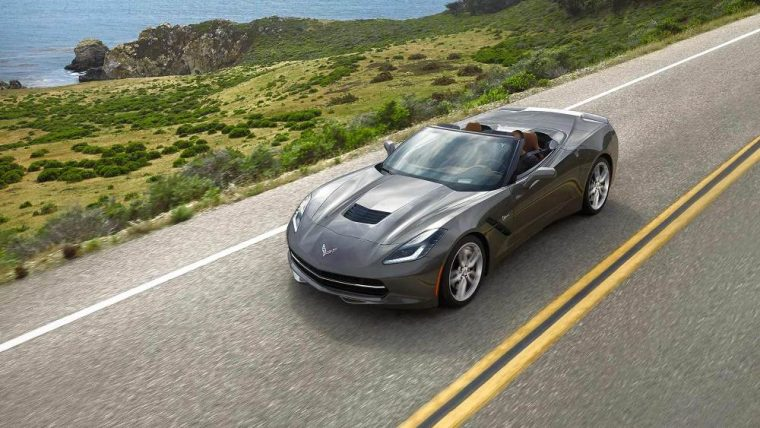 The 2016 Chevy Corvette Stingray can accelerate from 0-to-60 mph in only 4.1 seconds