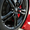 The 2016 Chevy Corvette Stingray comes standard with 18-inch aluminum wheels