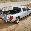 The 2016 Silverado 1500 comes standard with solar absorbing tinted glass
