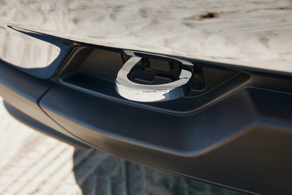 The 2016 Chevy Silverado 1500 has respectable towing capabilities