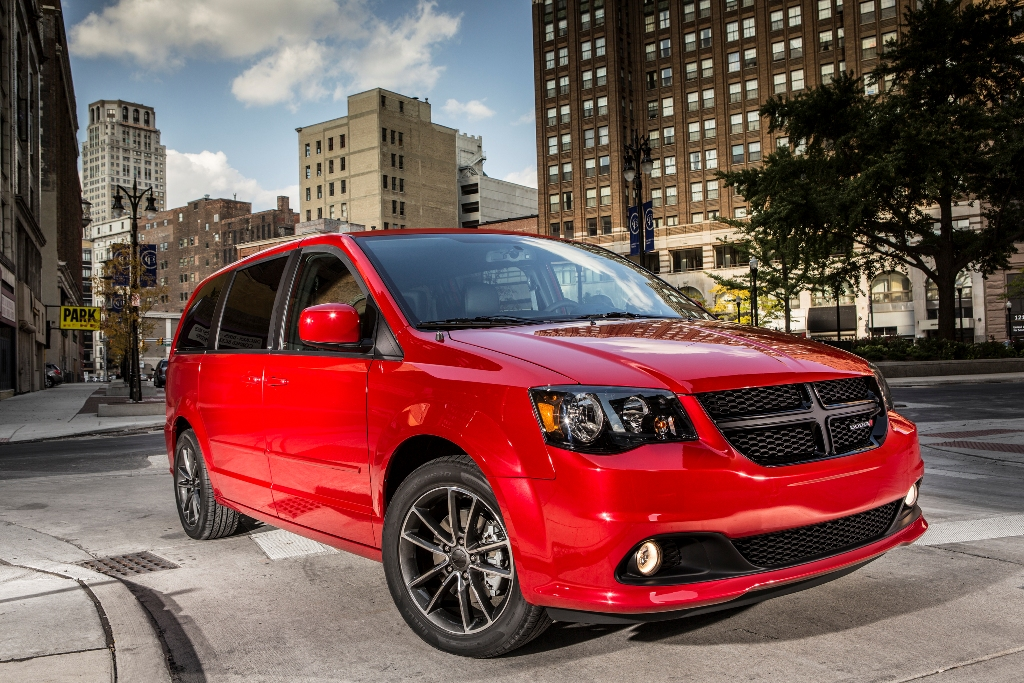 Dodge Grand Caravan Production Enters Four Month Hiatus In August The News Wheel