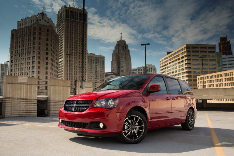 2016 Dodge Grand Caravan Silhouette