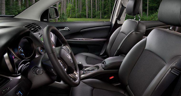 2016 Dodge Journey Front Seats