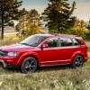 2016 Dodge Journey Side View