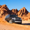 The 2016 Ford Expedition features a 3.5-liter EcoBoost® V6