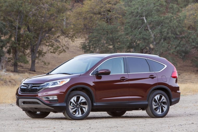 2016 Honda Cr V Overview The News Wheel