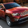 2016 Jeep Compass Driving