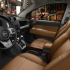 2016 Jeep Compass Front Seats
