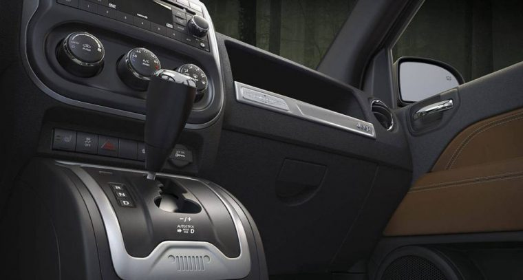 2016 Jeep Compass Gear Shifter
