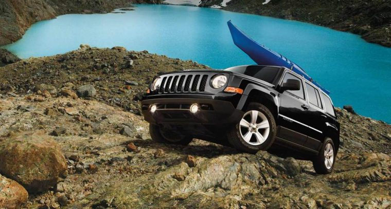2016 Jeep Patriot Capability