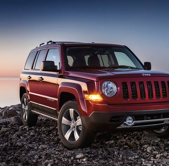 Jeep Ends 2017 With An 11% Sales Decline