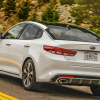 2016 Kia Optima Back end