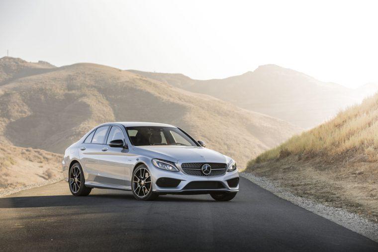 Kbb Names 2016 Mercedes Benz C Class A Best Buy The News Wheel