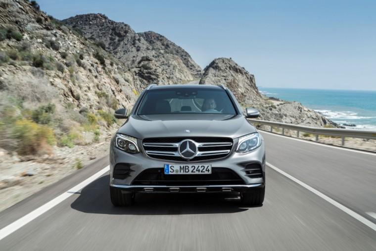 2016 Mercedes-Benz GLC