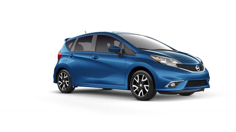 2016 Nissan Versa Note Front Oblique
