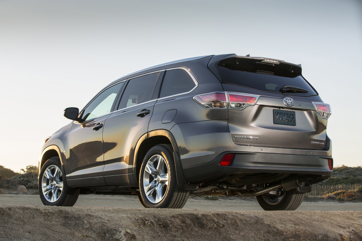 2016 Toyota Highlander Overview The News Wheel