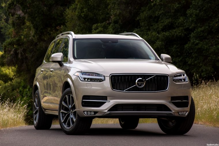 The New Volvo Xc90 Was Named Suv Of Year By Motor Trend